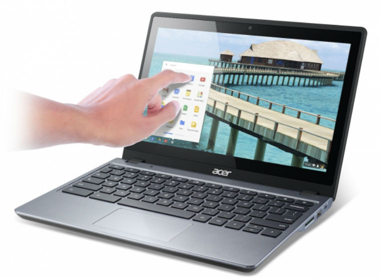 acer laptop rewuited startup applications