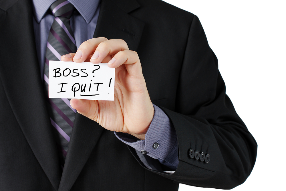 5 Things That Make Workers Quit
