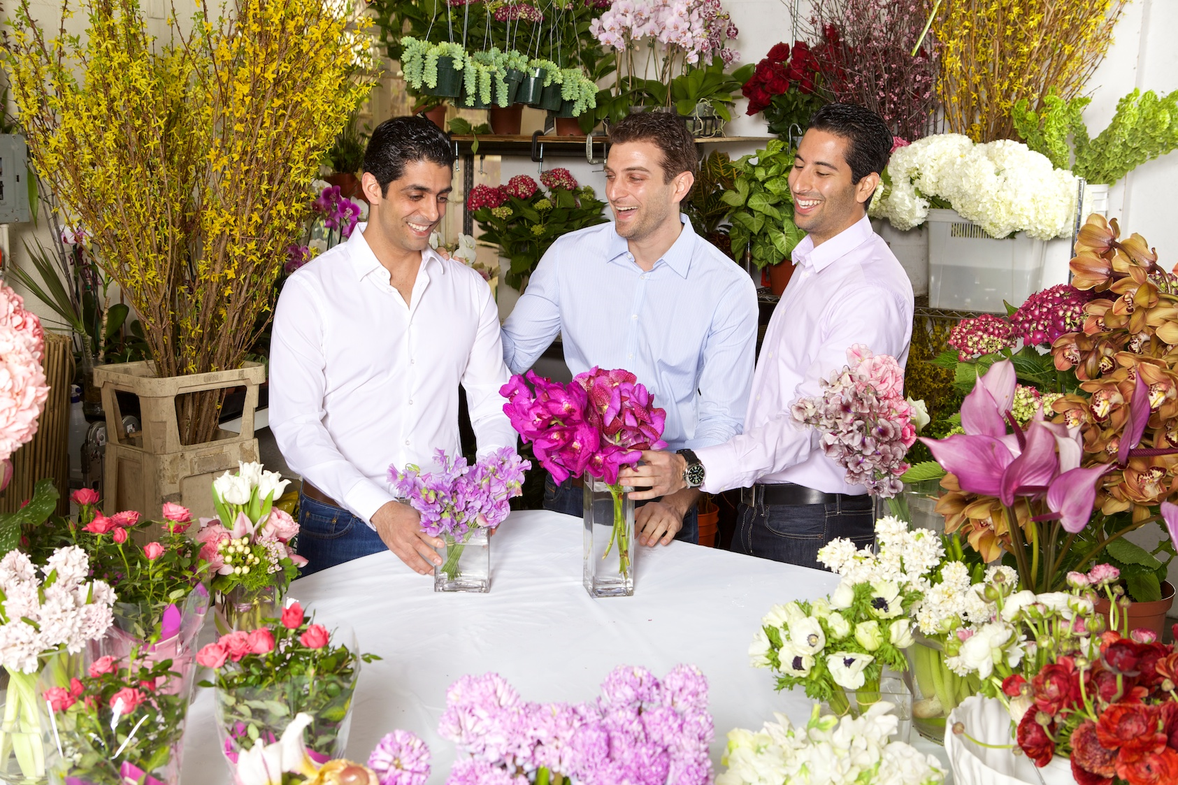 Online Floral Startup Ensures You Get What You See