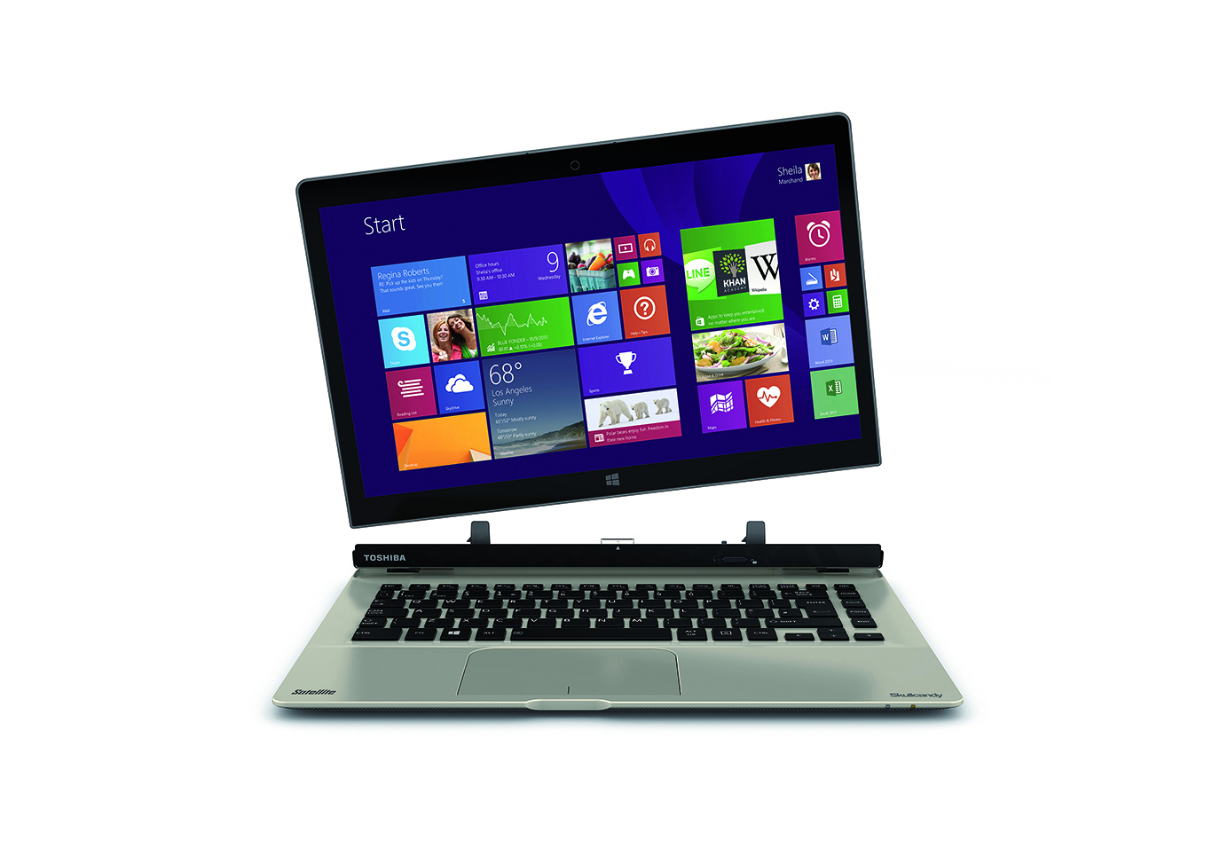 Toshiba Satellite Click 2: Is It Good for Business?