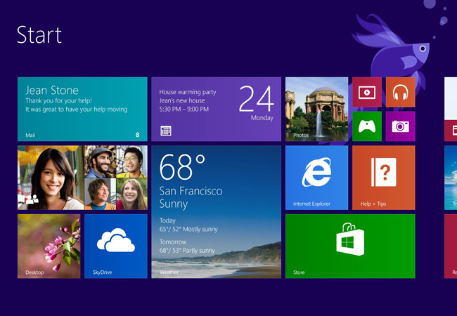 Windows 9 Rumors: Top 5 Business Features
