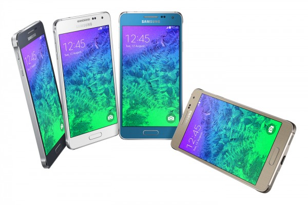 Samsung Galaxy Alpha: Top 5 Business Features
