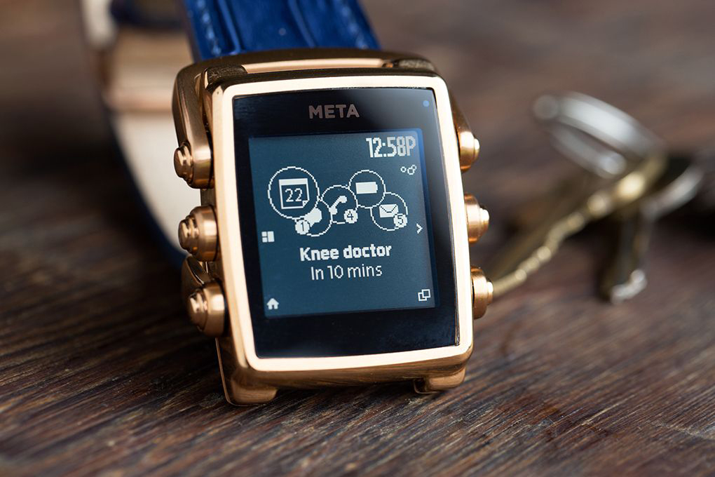 Meta M1 Smartwatch: Is it Good for Business?