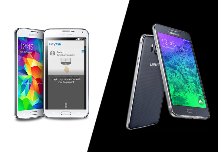 Samsung Galaxy Alpha vs Galaxy S5: Which Is Better for Business?
