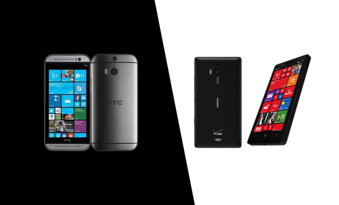 HTC One M8 for Windows vs. Nokia Lumia Icon: Which is Better for Business?