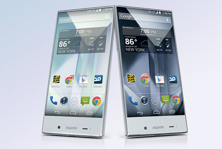 Sharp Aquos Crystal: Top 3 Business Features