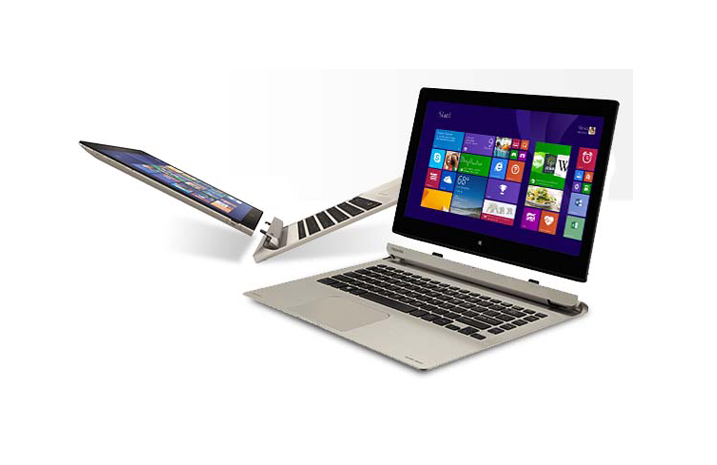Toshiba Satellite Click 2 Pro: Top 3 Business Features