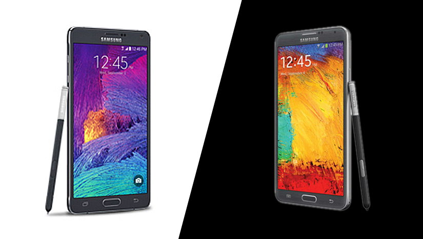 Samsung Galaxy Note 4 vs. Galaxy Note 3: Which is Better for Business?