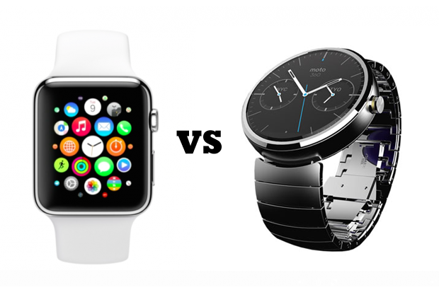 Apple Watch vs. Android Wear: Which Is Better for Business?