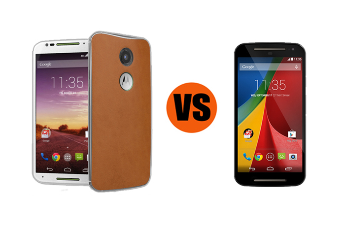 Moto X vs. Moto G (2014): Which is Better for Business?