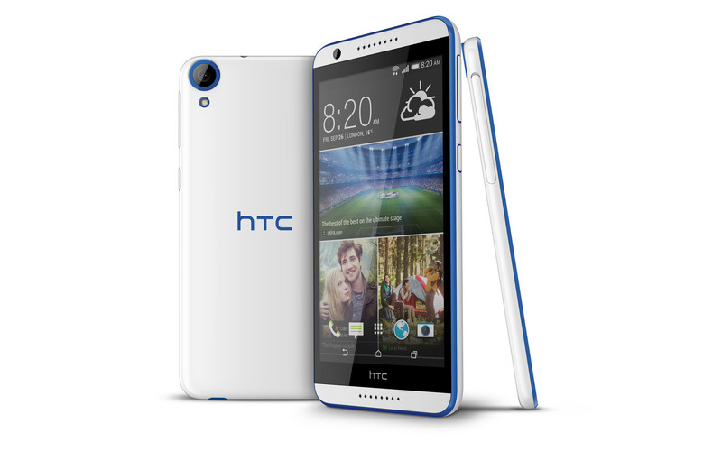 HTC Desire 820: A 64-Bit Smartphone for Business