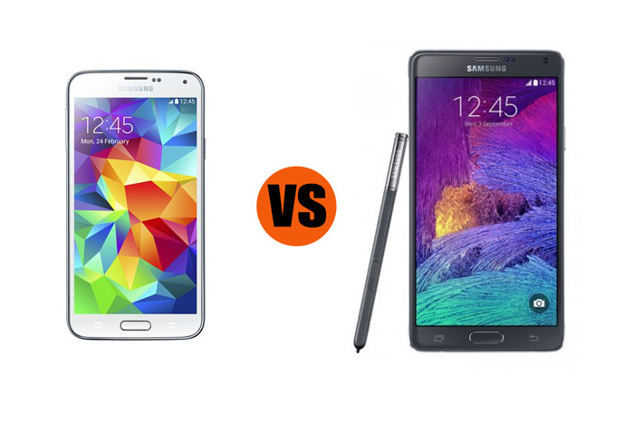 Galaxy Note 4 vs. Galaxy S5: Which Is Better for Business?
