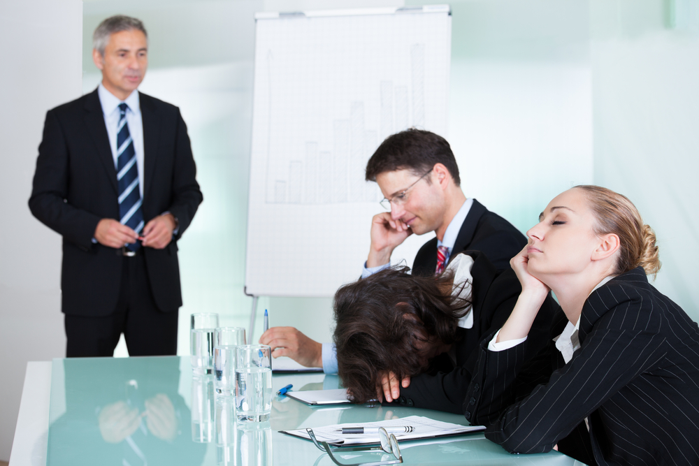 Want a Better Business Meeting? Be More Prepared
