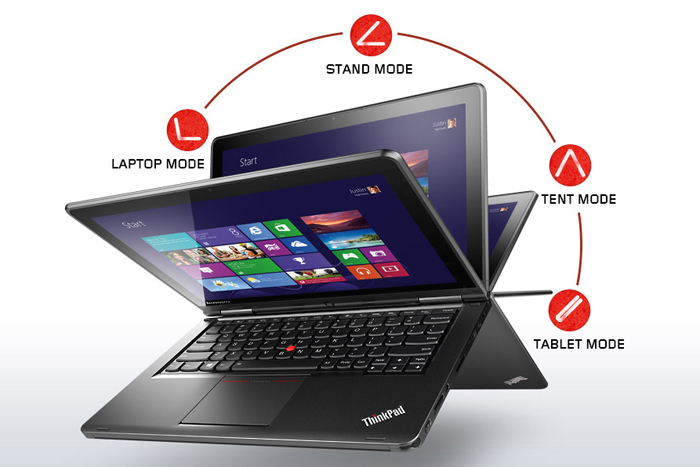 Lenovo Yoga 14: A Flexible 2-in-1 ThinkPad for Business