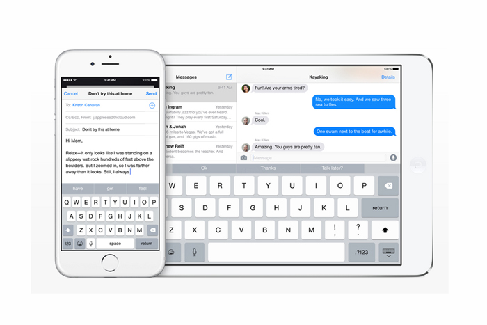 Best Keyboards for iOS 8