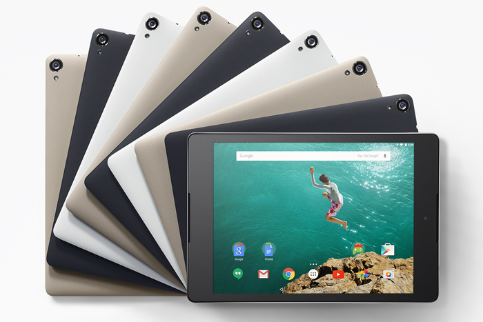 Google Nexus 9 with Android 5.0 Lollipop: Good for Business?