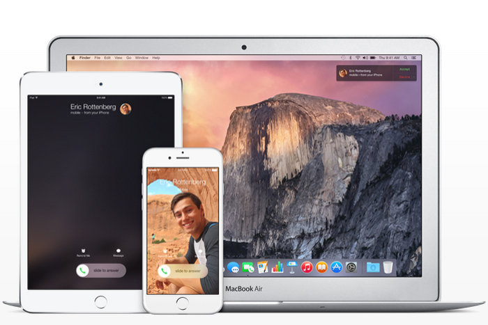 Continuity for iPhone, iPad and Mac: 5 Business Features