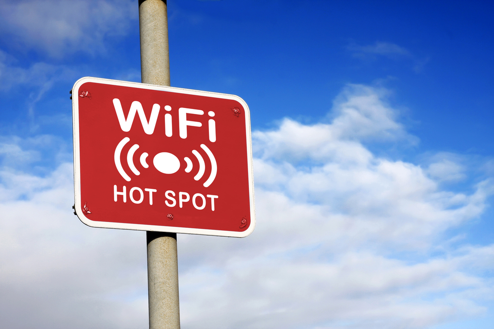 Offering Wi-Fi Could Turn Your Store Into a Customer Hot Spot