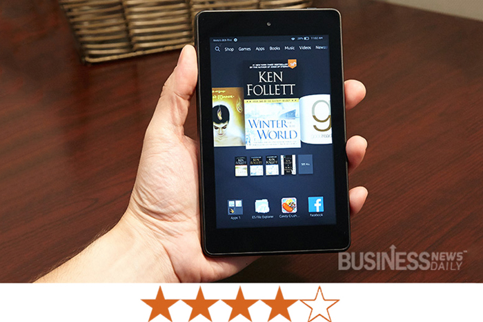 Amazon Fire HD 6 Review: Is it Good for Business?