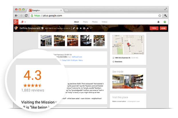Respond to Reviews Instantly with 'Google My Business' App