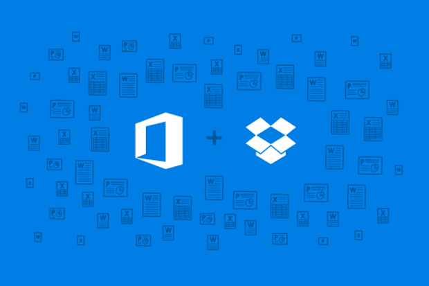 Dropbox Teams with Microsoft to Help You Be More Productive
