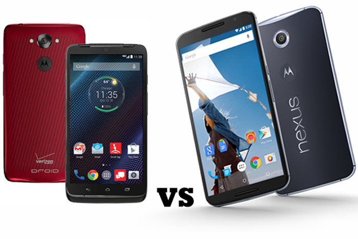 Motorola Droid Turbo vs. Nexus 6: Which Is Better for Business?