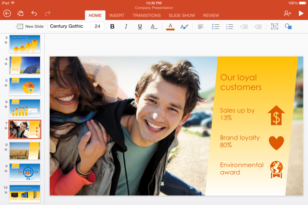 Microsoft Office Is Now Free for iOS, Android to Follow
