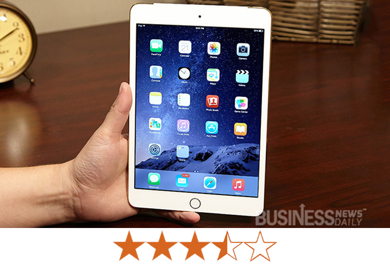 iPad mini 3 Full Review: Is it Good for Business?