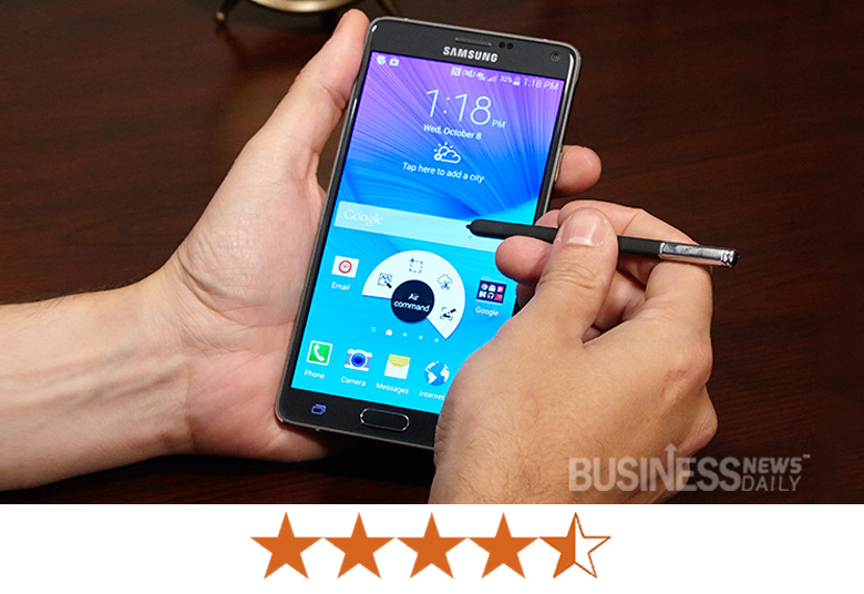 Samsung Galaxy Note 4 Full Review: Is it Good for Business?