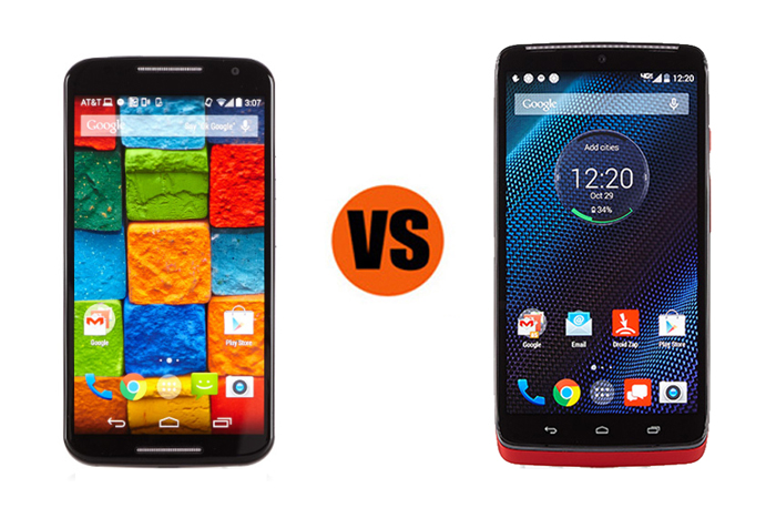 Droid Turbo vs. Moto X (2014): Which is Better for Business?