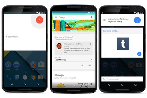 Google App Gets Material Design Update and Smarter Features