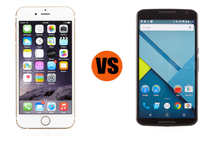 Android 5.0 Lollipop vs iOS 8: Which is Better for Business?