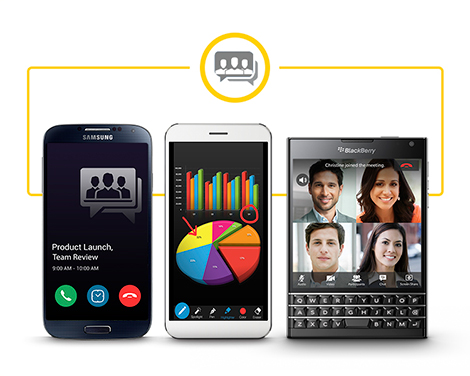 BBM Meetings Simplifies Collaboration for Mobile Devices