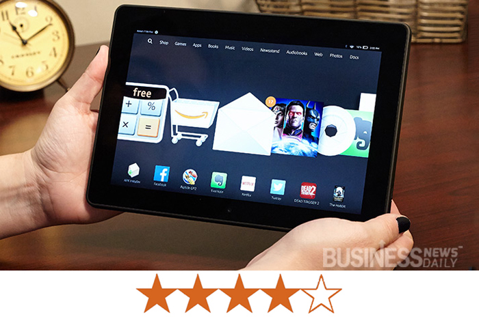 Amazon Fire HDX 8.9 Review: Is it Good for Business?