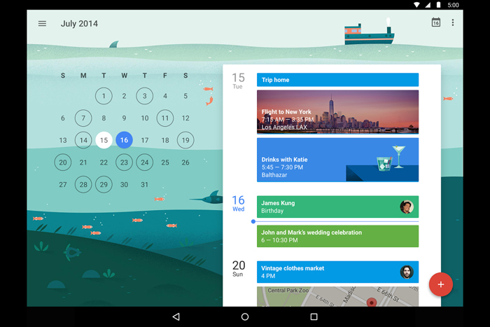 5 Android Business Apps to Help You Stay Organized