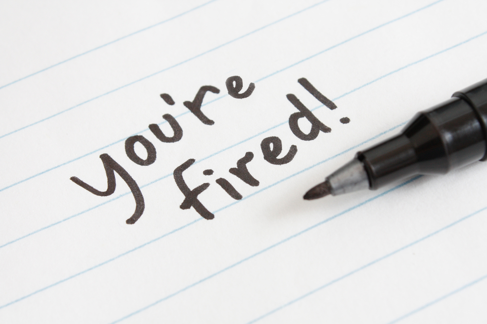 4 questions to ask before terminating an employee - Losing Job Getting Fired From Job