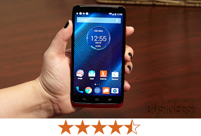 Motorola Droid Turbo Full Review: Is It Good for Business?