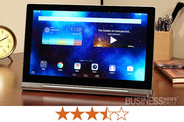 Lenovo Yoga Tablet 2 Pro Review: Is It Good for Business?