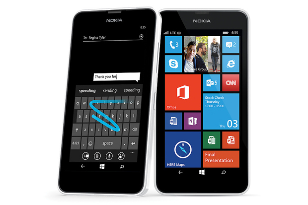 Lumia 635: Is It Good for Business?