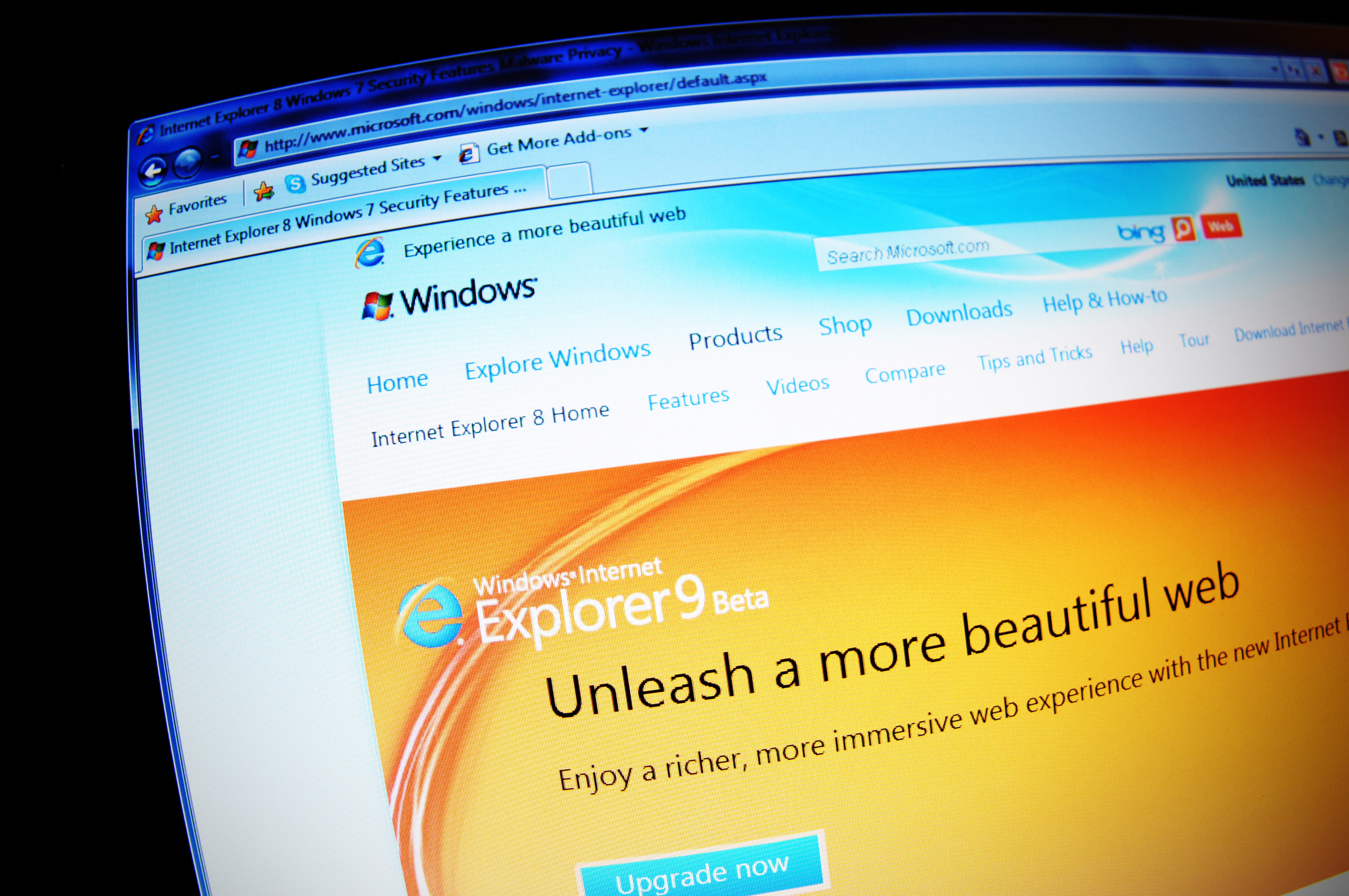 So Long, Internet Explorer? Microsoft Working on New Browser