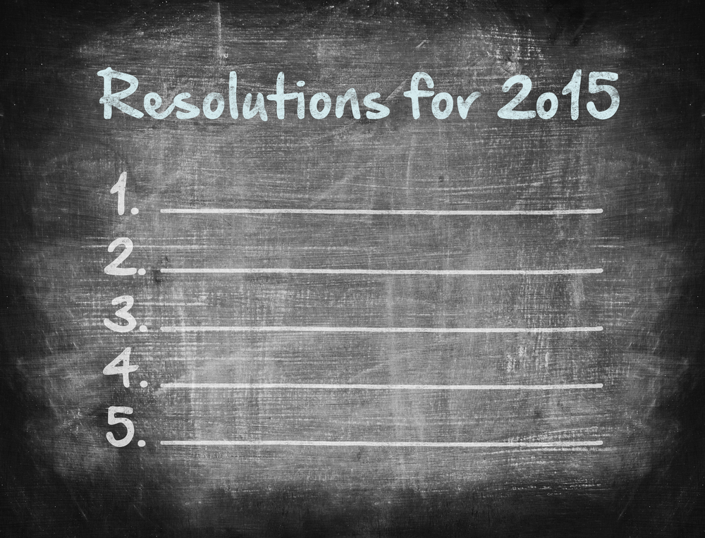 15 Entrepreneurs Reveal Their Resolutions