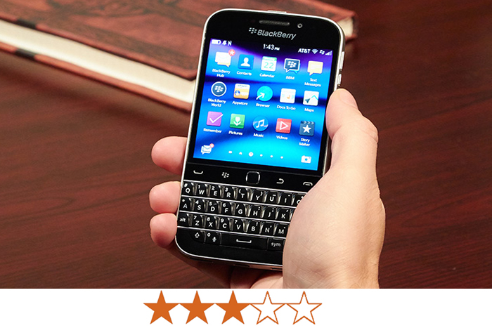 BlackBerry Classic Review: Is it Good for Business?