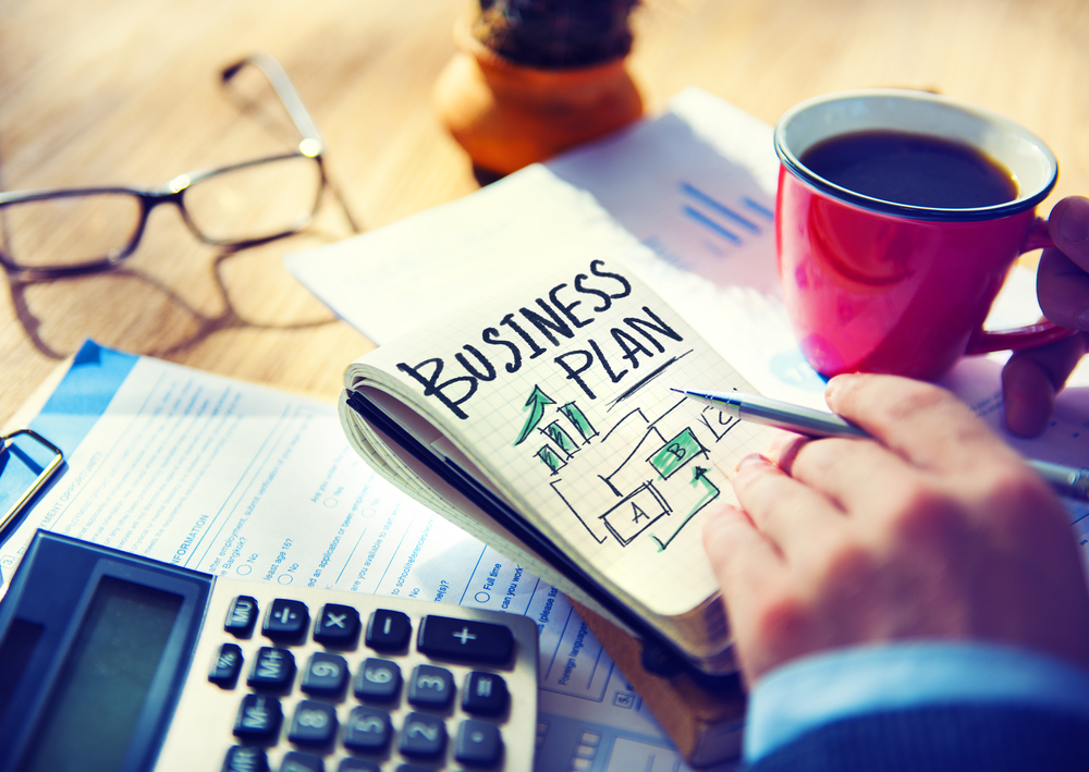 Business plan templates word