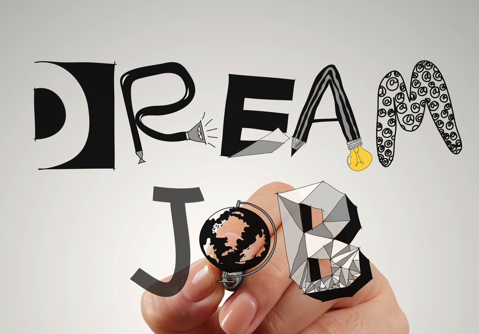 The Attitude You Need to Find Your Dream Job