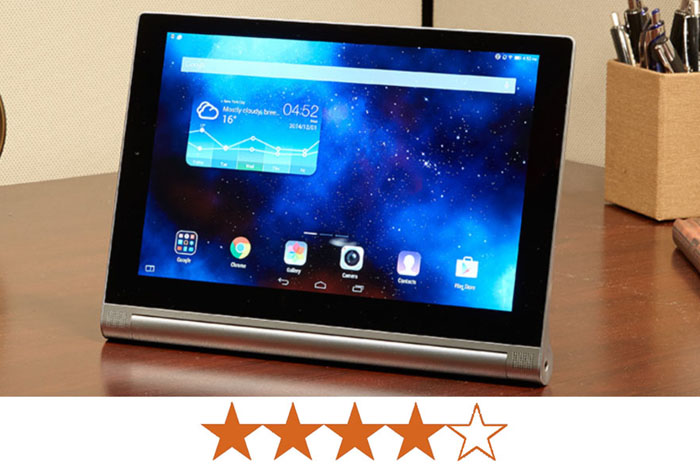 Yoga Tablet 2 (Android) Review: Is It Good for Business?