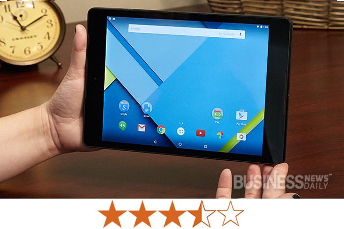 Google Nexus 9 Review: Is It Good for Business?