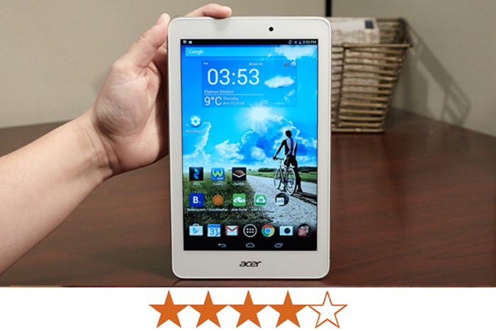 Acer Iconia Tab 8 Review: Is It Good for Business?