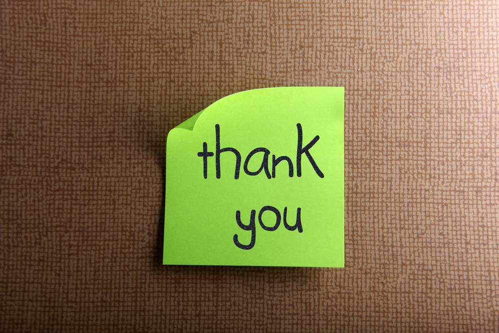 10 Things You Should Never Write in a 'Thank You' Note
