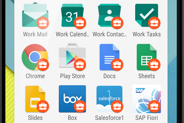 Android for Work Turns Devices Into Productivity Tools