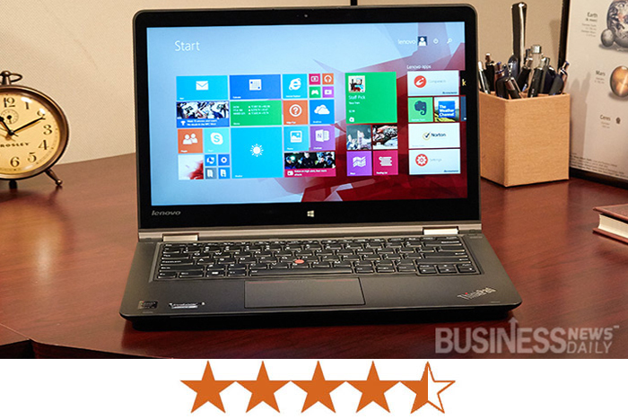 Lenovo ThinkPad Yoga 14 Review: Is It Good for Business?